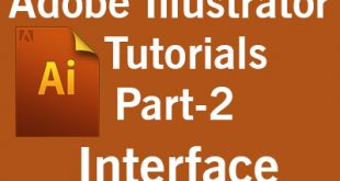 Adobe Illustrator Interface Tutorial