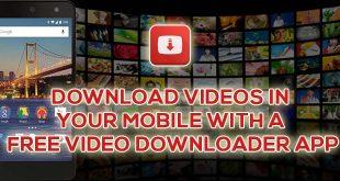 mobile video downloader app
