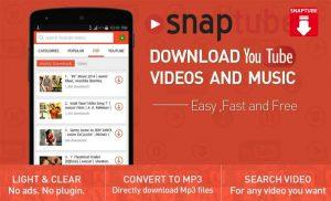 video downloader app snaptube