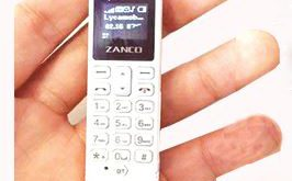world smallest mobile phone